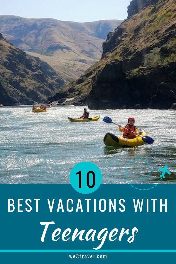 Best Places For Spring Break 2020 10 Best Vacations for Teens | Spring Break 2020! | Best summer