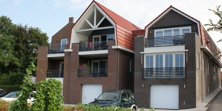 Appartementen Oude-Tonge - Z-wonen