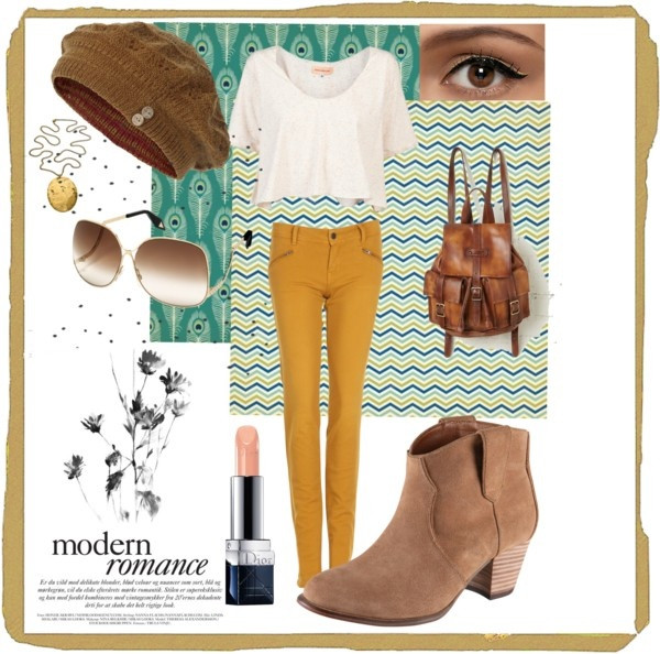 """""""Outfit for a Funny Day!"""" by lourdescochanis on Polyvore"""