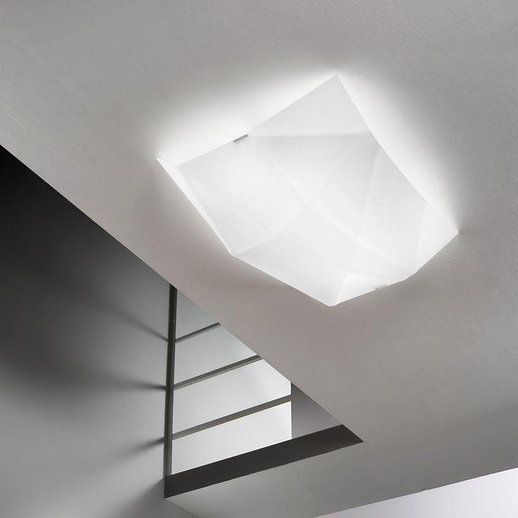 Forme geometriche e diffusore in vetro per un'atmosfera davvero originale <3