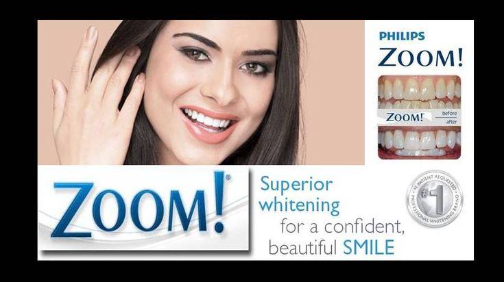 Zoom Professional Teeth Whitening / Teeth Bleaching