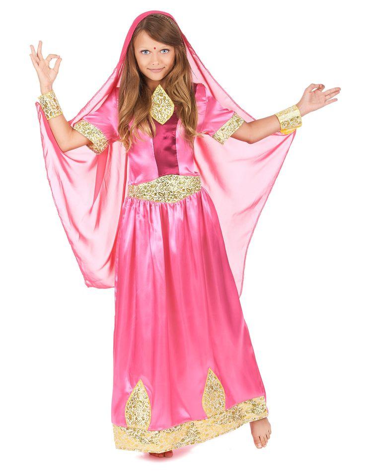 Dit Bollywood pakje voor meisjes is ideaal voor Carnaval of een thema feestje. Geniet er nu van tegen de beste prijs bij vegaoo, uw bondgenoot voor een leuk feest!