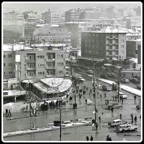 Kızılay Soysal han köşesi Restoran Cevat