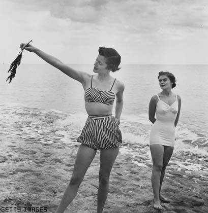 27 best images about The Evolution Of Swimwear on ...