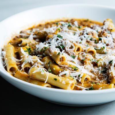 Pasta e Lenticchie (Pasta with Lentils)