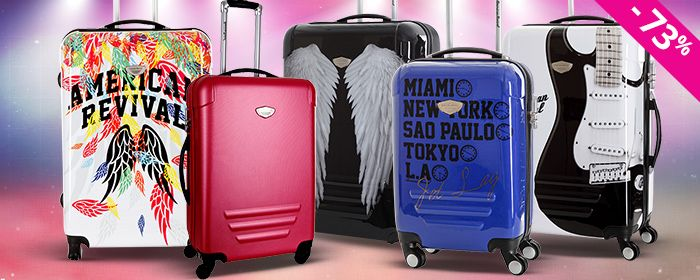 Americal Revival / Suitcase / Valises / Koffern / Sooo.ch