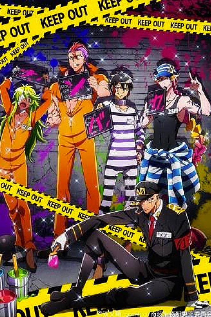 upcoming anime 2016, upcoming anime fall, nanbaka, new anime, fall anime 2016, comedy anime, drama anime, action anime