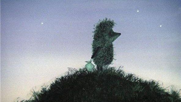 Мультфильм Ёжик в тумане. Юрий Норштейн