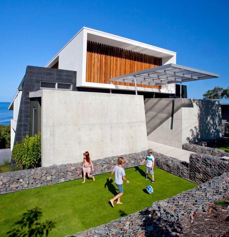 Aboda Design Group have designed the Coolum Bays Beach House in Queensland, Australia.