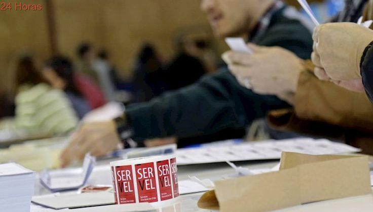 Servel publica padrón para elecciones 2017: Más 14 millones de personas podrán votar