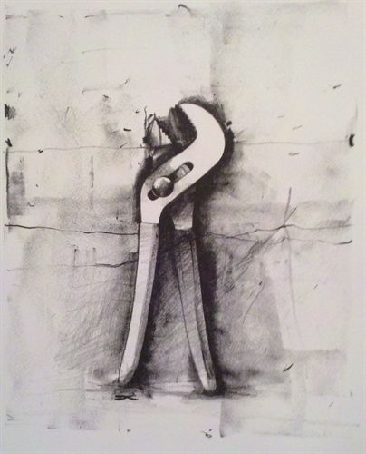 Ten Winter Tools (one print) by Jim Dine on artnet Auctions