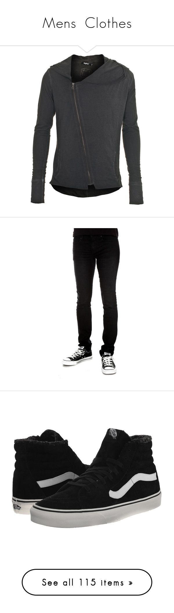 """Mens  Clothes"" by im-simply-2-mad ❤ liked on Polyvore featuring men's fashion, men's clothing, men's hoodies, mens sweatshirts and hoodies, mens zip up hoodies, mens cotton hoodies, mens slim fit hoodies, mens grey hoodies, jeans and pants"