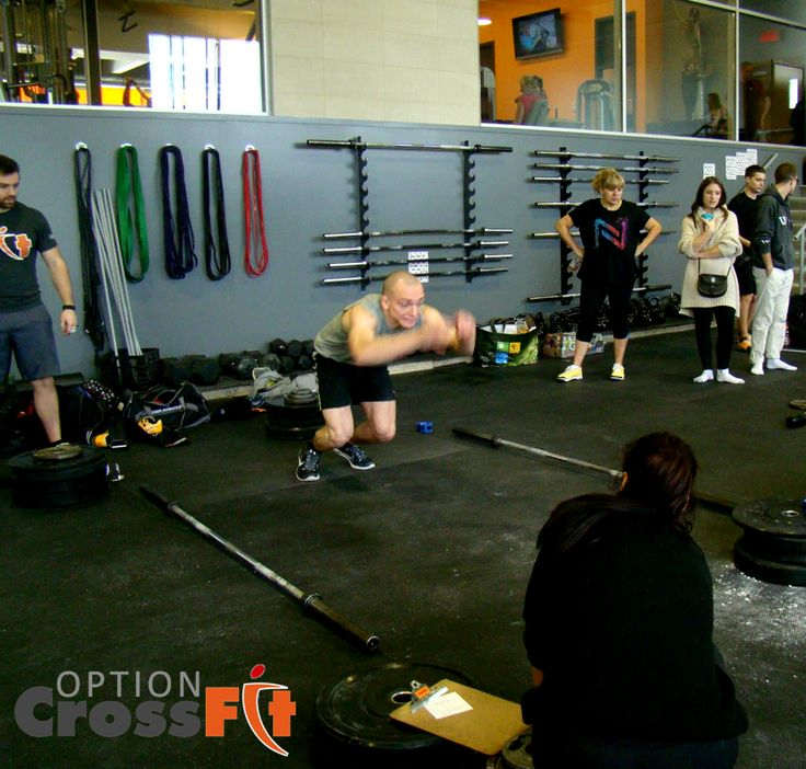 Let's compete in our new #crossFitbox ! #optioncrossfitpiedmont