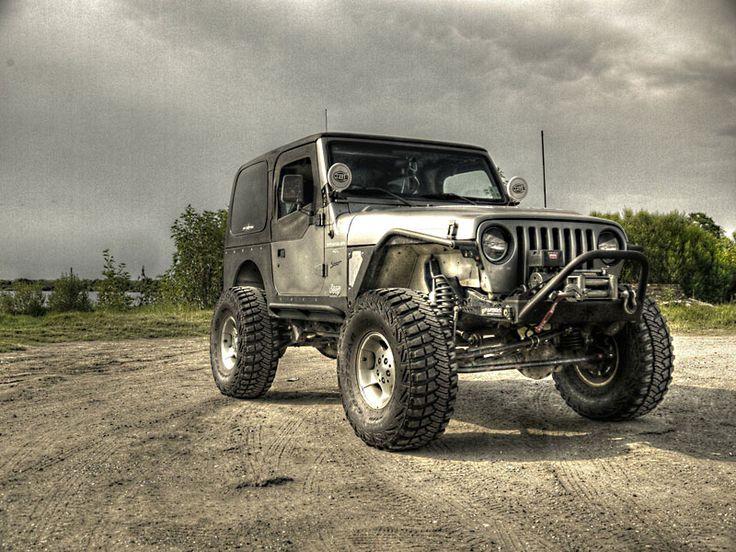 2000 Jeep Wrangler   ebay garage