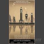 Print - Uranus (Rest Stop)