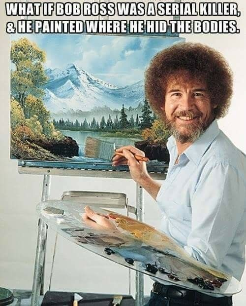 Omg! Bob!