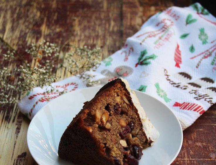 Pan de Pascua Sin Gluten y Sin Azúcar Refinada – Paleo