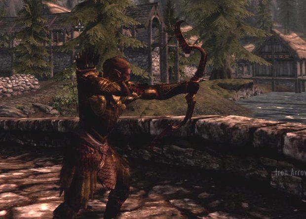 Skyrim wood elf | The Elder Scrolls V: Skyrim beginner's guide