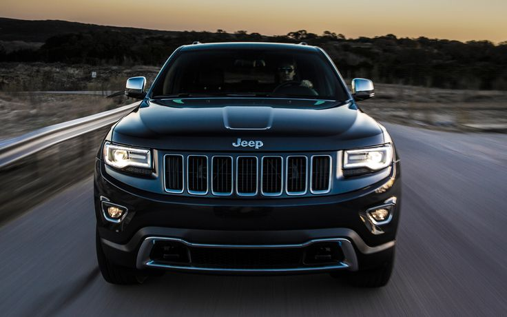 2014 Jeep Grand Cherokee. Tech and luxury combine for a superlative SUV.