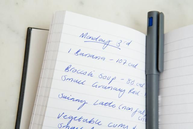 3 Steps to Keeping a Successful Food Diary
