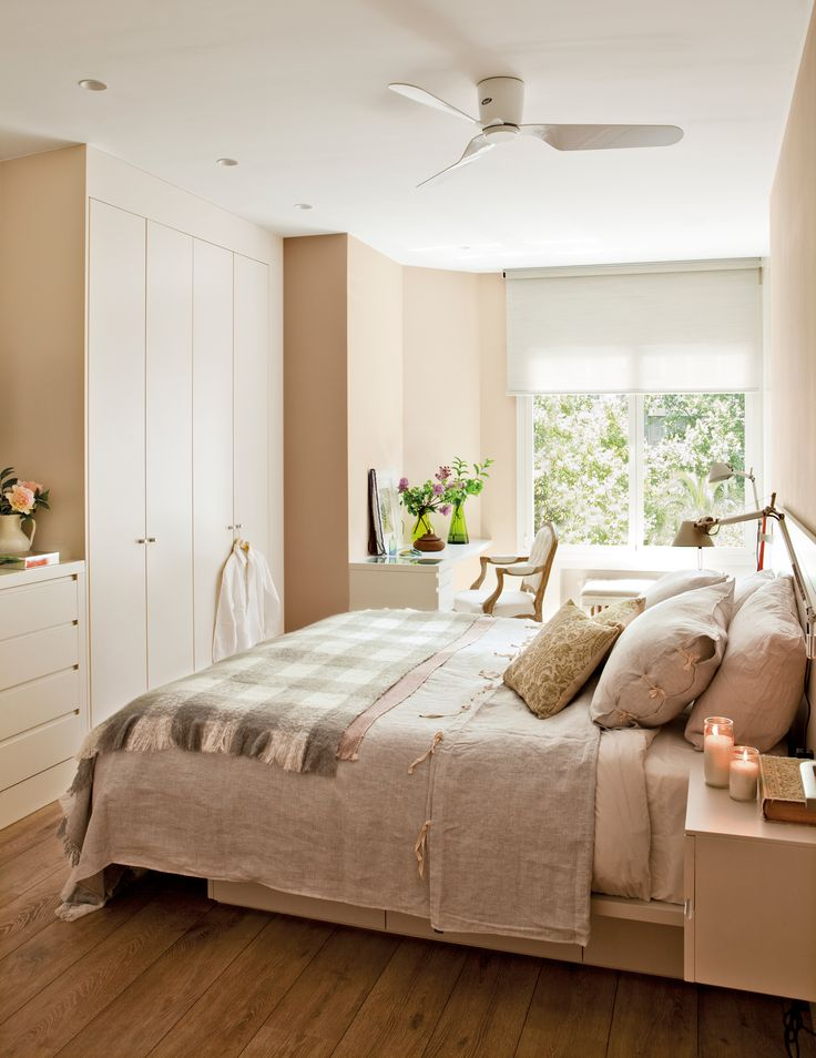 Best 25 neutral bedrooms ideas on pinterest spare for Interiores de recamaras modernas