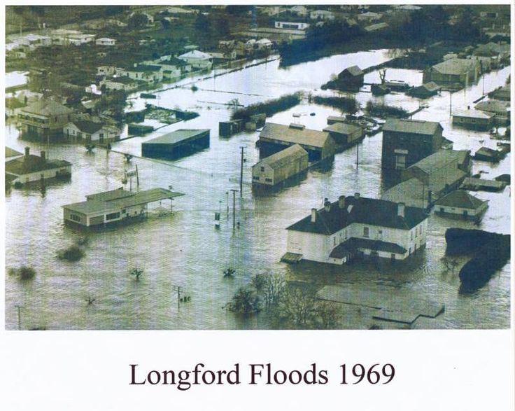 Longford Flood 1969 (Tasmania)