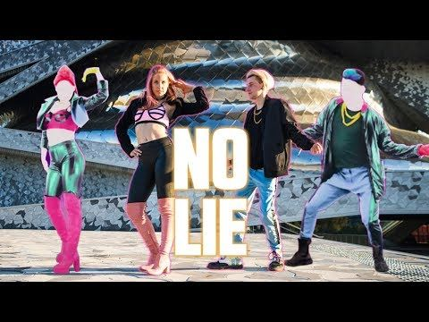 Just Dance No Lie Sean Paul Ft Dua Lipa Full Gameplay Youtube In 2020 Just Dance Sean Paul Lipa