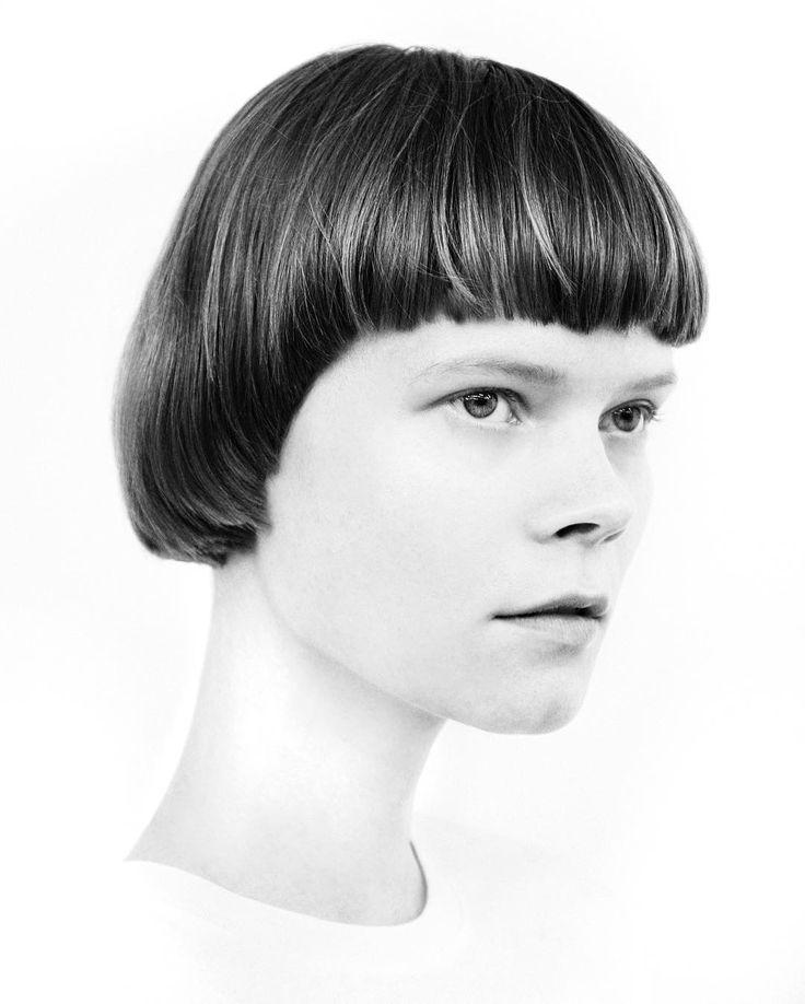M s de 1000 ideas sobre cortes de pelo bob largos en for Ariadne artiles reflejos