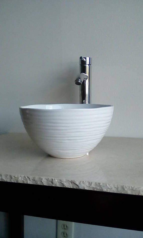 11in White Modern Contemporary Ceramic Porcelain Bathroom Vessel Sink Drain Gloss Finish Non Be Small Vessel Sinks Vessel Sink Bathroom Contemporary Ceramics