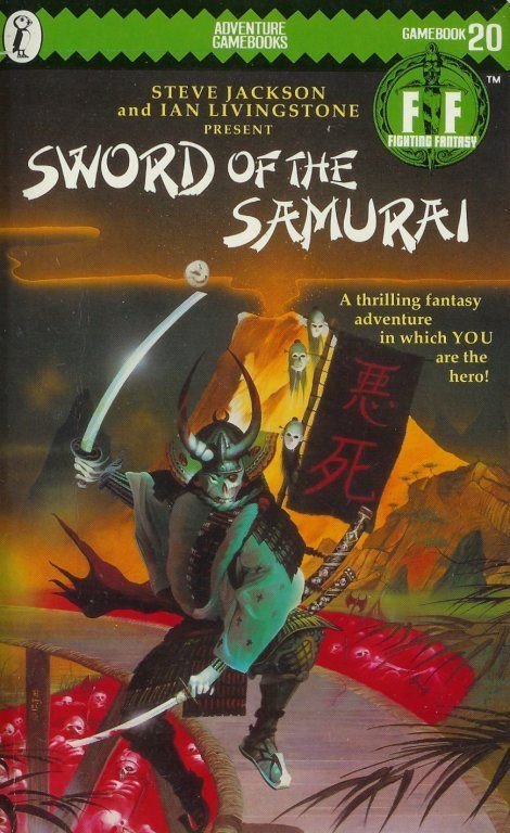 Sword of the Samurai is a single-player role-playing gamebook written by Mark Smith and Jamie...