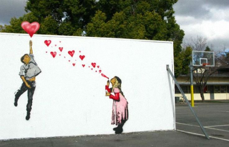 6 Great Contemporary Street Art with their Artist Names from Around The World (15)