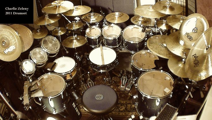 full drum set - Google Search