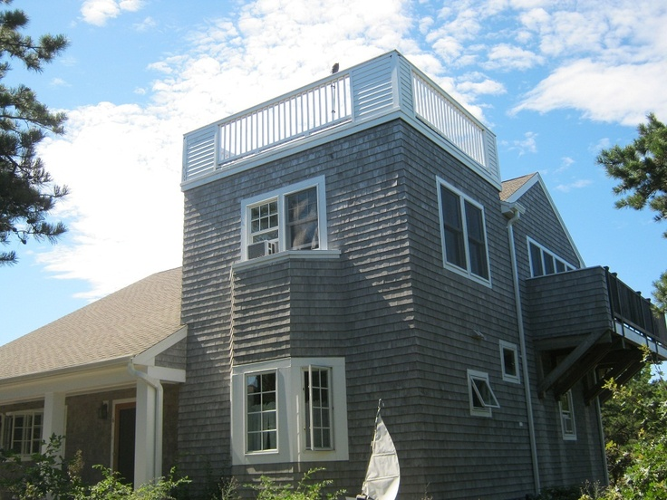 Custom Built Cape Cod Home With Outcrop And Widow 39 S Walk
