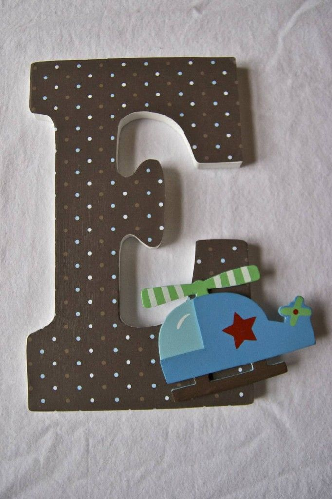 decoupage name letters boys edition brady lou project guru