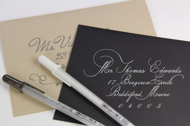 Diy calligraphy roundup wedding the road and hands