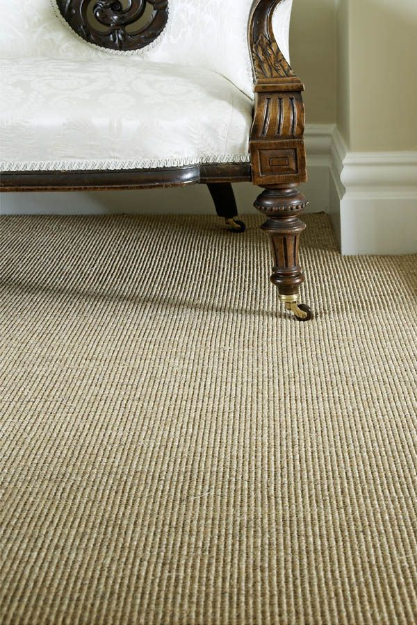 Sisal Boucle  -  Natural Fiber Carpeting