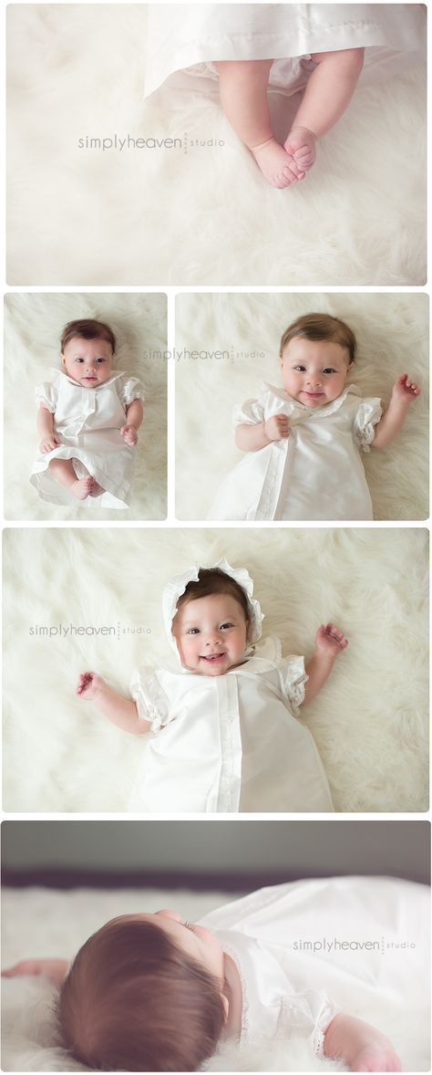Happy Baptism Day! | Fayetteville, Aberdeen Baby Pictures