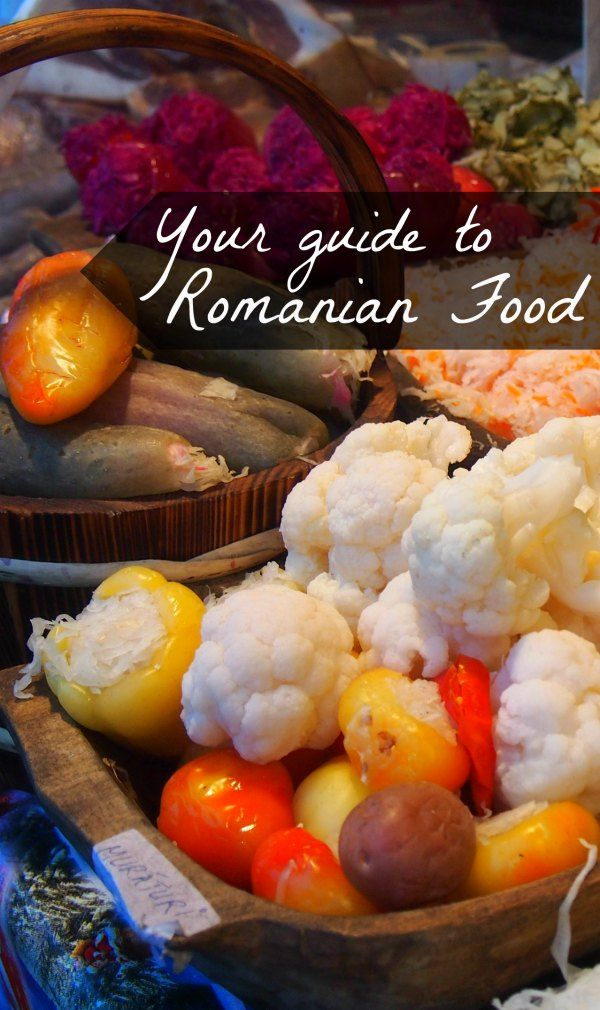 Guide to Romanian food and travel and food in Romania. Romania is most certainly a foodie destination and one you should visit very soon.