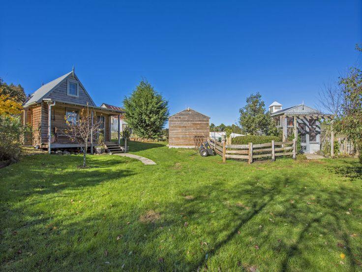 SO cute! Cottage& shack on gorgeous property @ 78 West Ridgley Road, Ridgley, Tas 7321