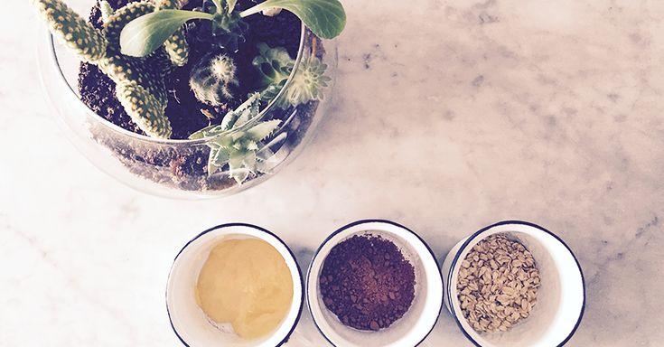 Hidraten, suavicen y exfolien la piel con esta receta que pueden hacer en casa