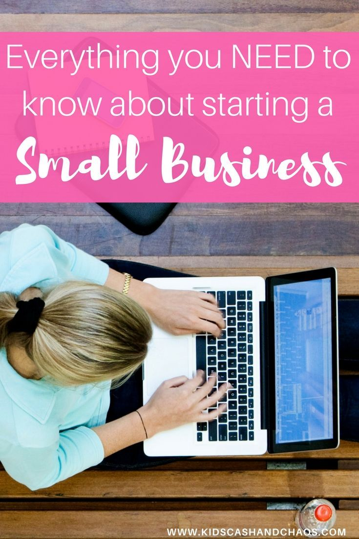 Want to start a small business from home? Check out this list of resources, tools and information that will help you start today! Perfect for the beginner!