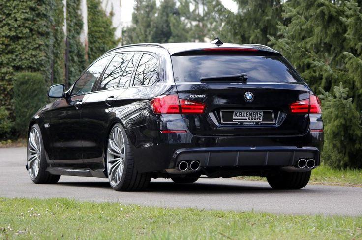 ОверБуст›Тюнинг›BMW 5-Series Touring (F11) от Kelleners Sport