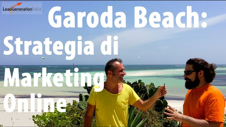 Garoda Beach: Strategia di Marketing Online