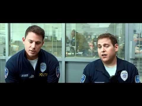 ▶ 21 Jump Street - Channing Tatum Miranda rights scene - YouTube