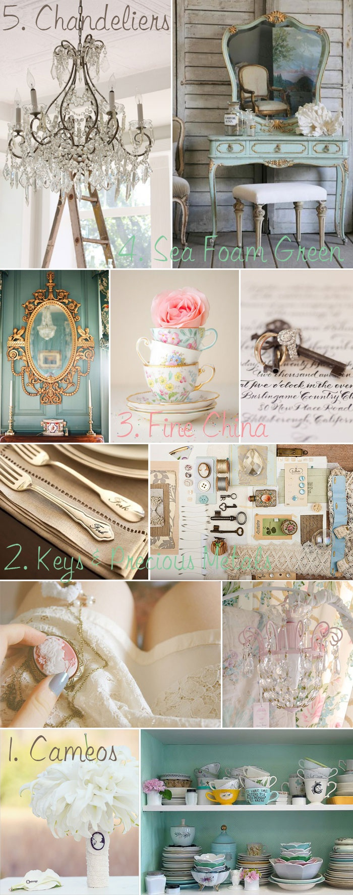 Victorian wedding theme