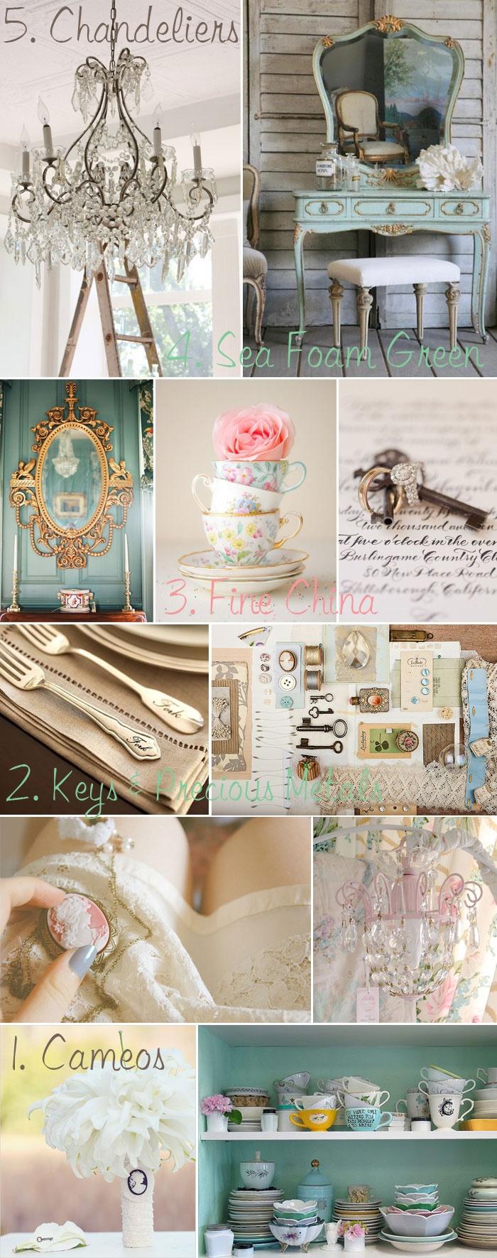 Victorian wedding theme