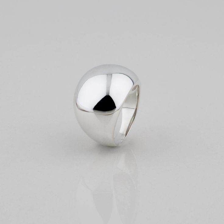 #miglio Statement Ring - Statement cocktail ring in Sterling Silver RR198