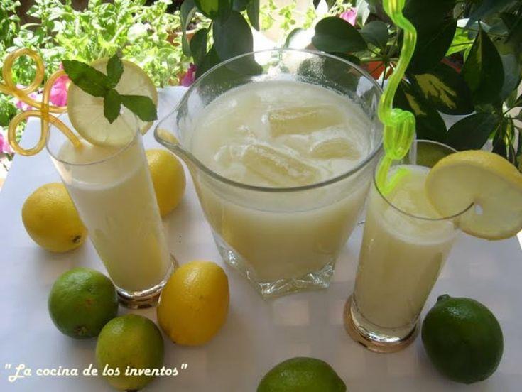 Limonada Brasileña   Postres Fáciles y Ricos