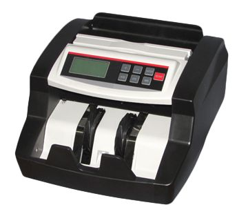 Currency Counting Machine with Fake Note Detector. Model LNC 700