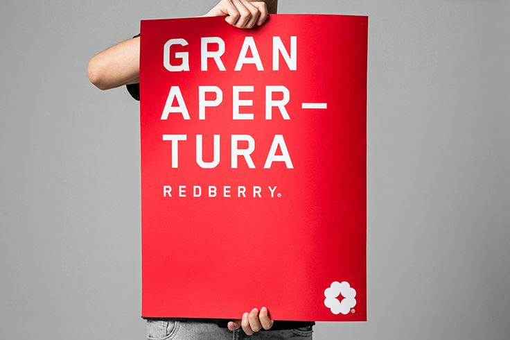 We Love Posters. Design by www.anagrama.com